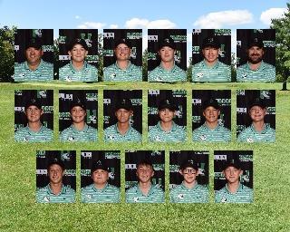 2020 Boys Junior_Varsity Golf team photo