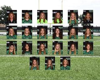 2020 girls varsity soccer team photo