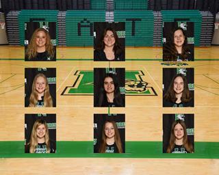 2020 girls varsity dance team photo