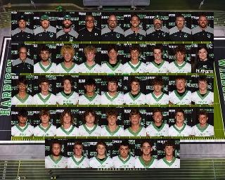 2020 boys varsity football team photo