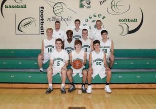 2017 Boys Junior_Varsity Basketball team photo