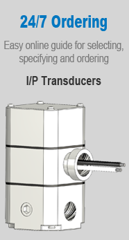 PressureWorx I/P Pressure Transducers