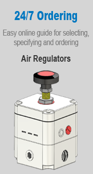 PressureWorx Air Regulators