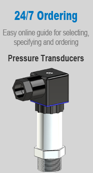 PressureWorx Pressure Transducers