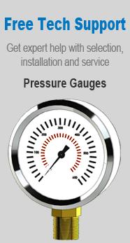 Pressure Instrument Accessories