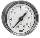 "Commercial Pressure Gauge 1.5"", 30 PSI"
