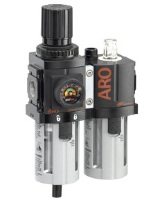 Compact Filter/Regulator-Lubricator 1/4""