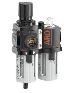 "Compact Filter/Regulator-Lubricator 3/8"""