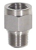 "Ray Porous Snubber 1/4"" NPT Stainless (Air, Steam, Gas))"
