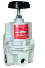 "Bellofram High Flow Precision Air Regulator 1/4"", 3-200 PSI"
