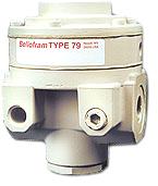 "Bellofram Precision Volume Booster/Air Relay 1/2"""
