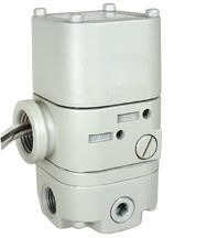 Bellofram E/P Pressure Transducer 3-27 PSI, 1-9 VDC