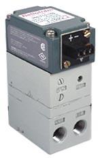 Bellofram I/P Pressure Transducer 3-15 PSI, 4-20 mA, Terminal