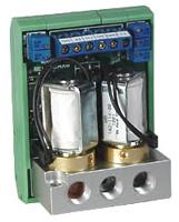 Bellofram Analog DIN Card Mount Air Regulator 0-100 PSI