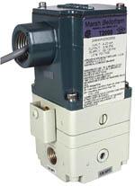 Precision Piezo Pressure Transducer 0-60 PSI, Conduit