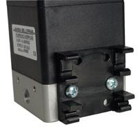 Bellofram DIN Rail Mounting Bracket for T2000/T3200/T3500