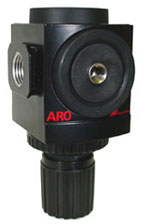 "ARO Air Regulator 1/2"", 10-200PSI"