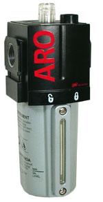 "ARO Standard Air Lubricator-Metal Bowl 1/2"""