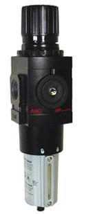 "ARO Piggyback Filter/Regulator 1"", 0-140PSI"