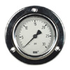 Industrial Pressure Gauges 2.5 Front Flange Panel Mount
