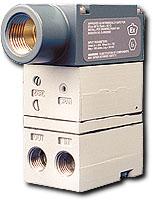 Bellofram E/P Pressure Transducer 0-15 PSI, 0-10 VDC, NEMA 4X