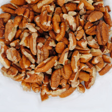 Fancy Medium Pecan Pieces - 1 lb. BAG