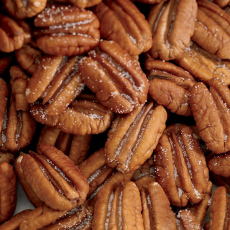 Roasted & Salted Pecan Halves