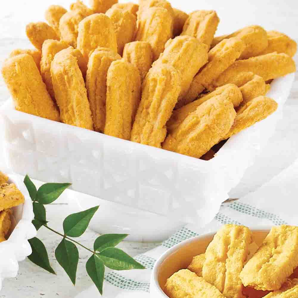 Classic Cheese Straws, 12 oz. Gift Tin