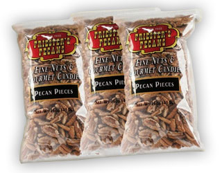 Pecans make for healthy fund raising products.