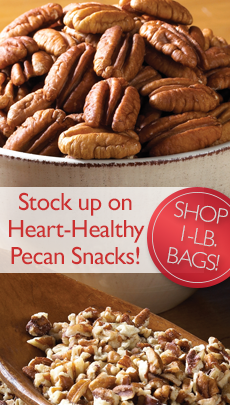 Heart-Healthy Pecan Snacks