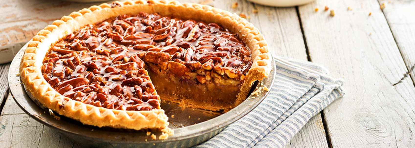 Our Annual Pecan Pie Sale is On!