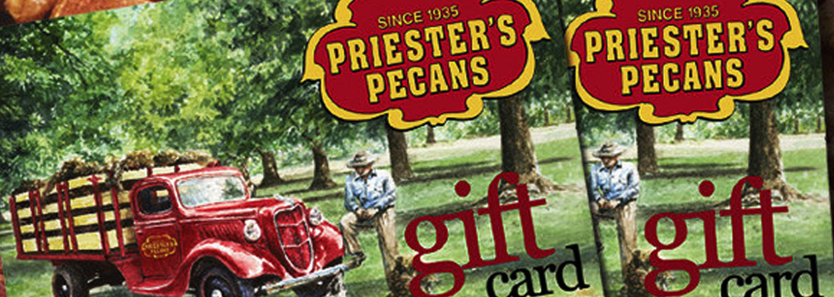 25% off All Gift Cards