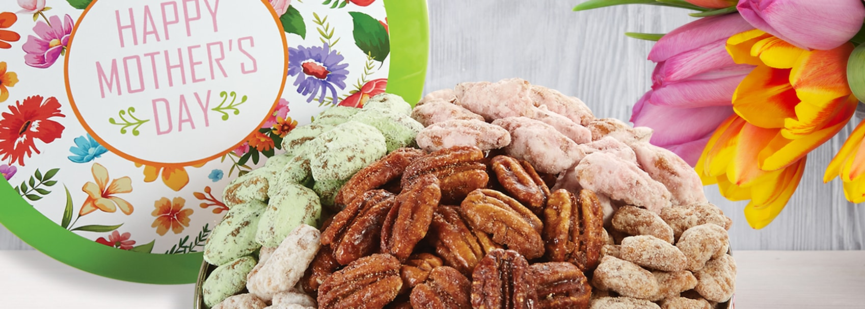 Great Mothers Day Pecan Gifts