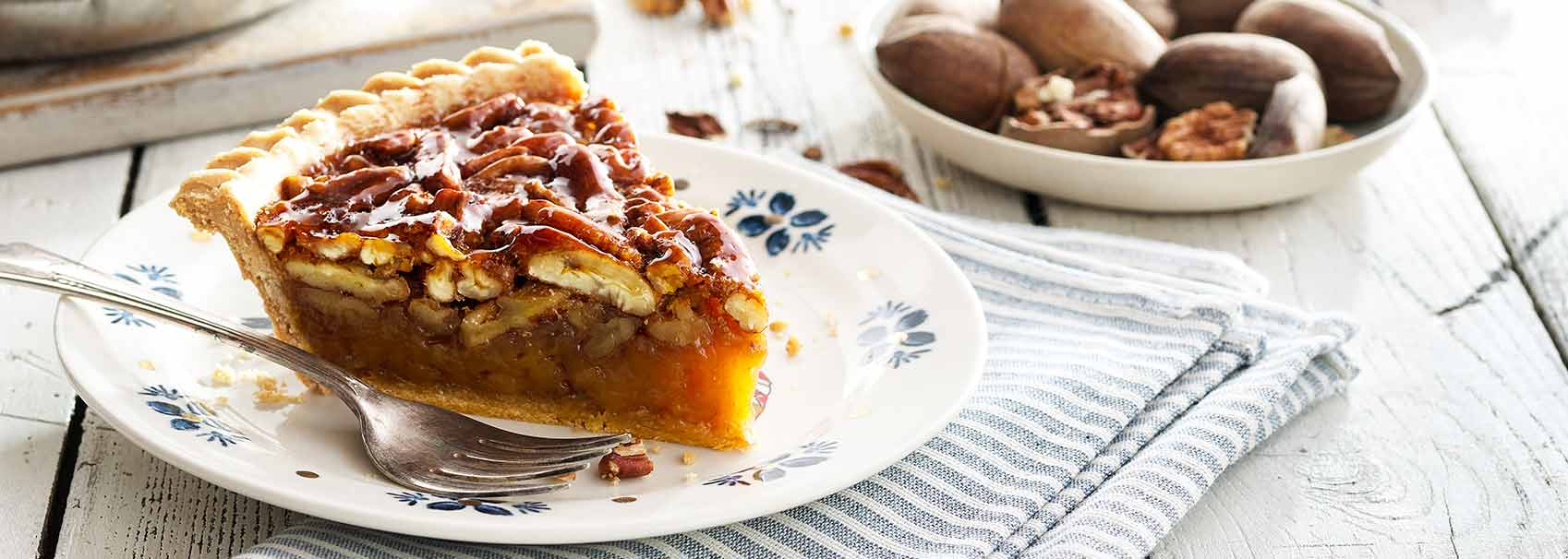 Save 20% on Pecan Pies!