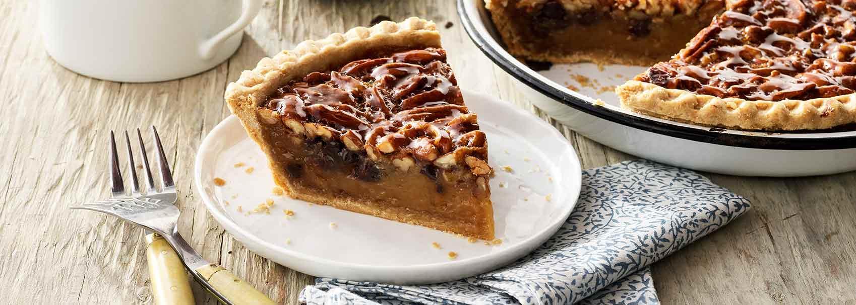 Save 20% on Chocolate Pecan Pies!