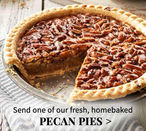 Homemade Pecan Pies