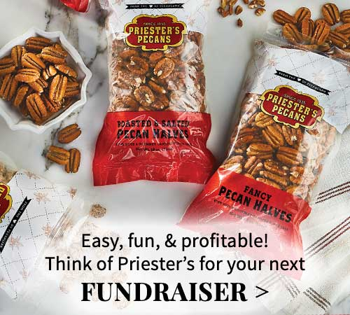 Learn more about Priester's Fundraising