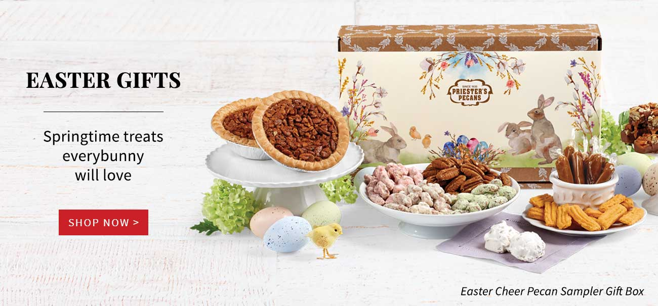 Shop Pecan Easter Gifts