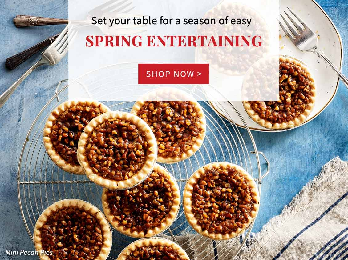 Set the Table for Easy Spring Entertaining