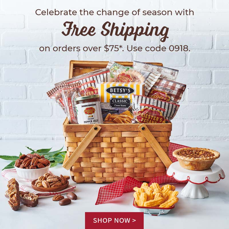Celebrate the change of season with Free Shipping on orders over *. Use code 0918.