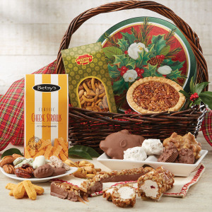 Sweet Celebrations Gift Basket