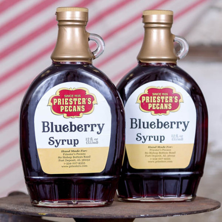 Blueberry-Syrup