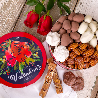 """""""My Sweetheart"""" Valentine's Day Gift Tin"""