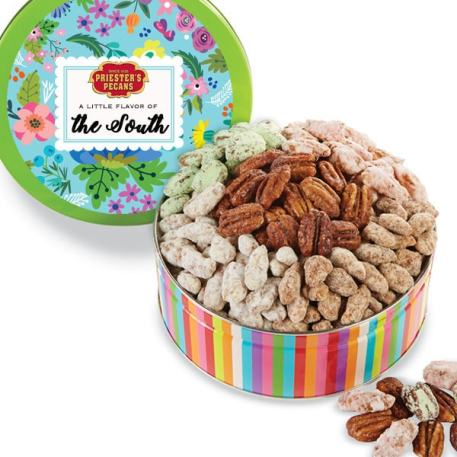Garden of Sweets - Candied Pecan Gift Tin