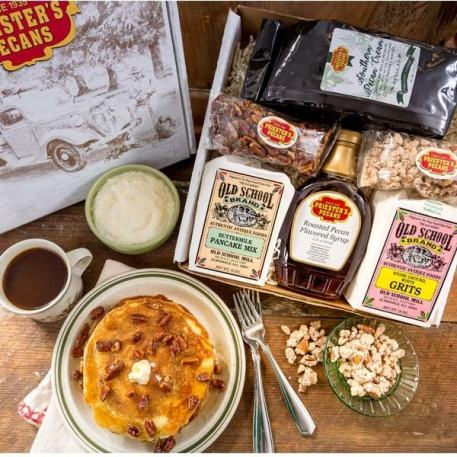 Southern Mornings Breakfast Box