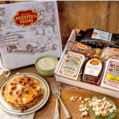 Southern Mornings Breakfast Box