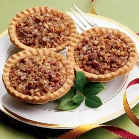 No Sugar Added Mini Pecan Pies