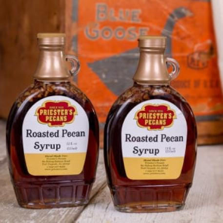 Roasted Pecan Syrup