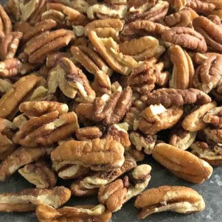 roasted pecan pieces