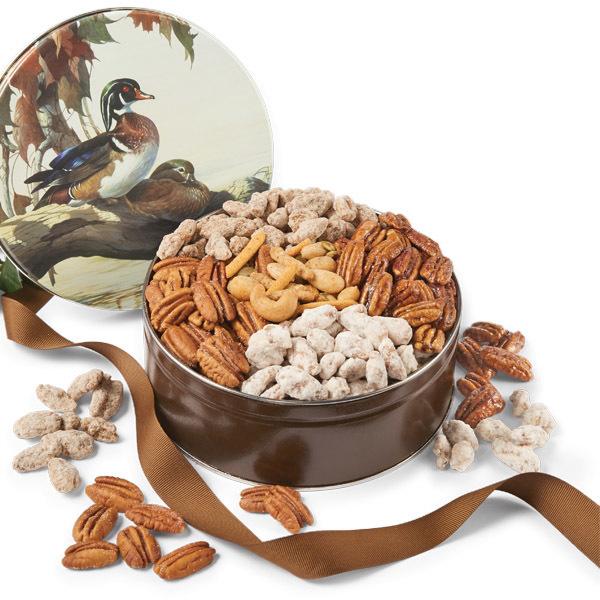 Sweet & Savory Pecan Snack Gift Tin